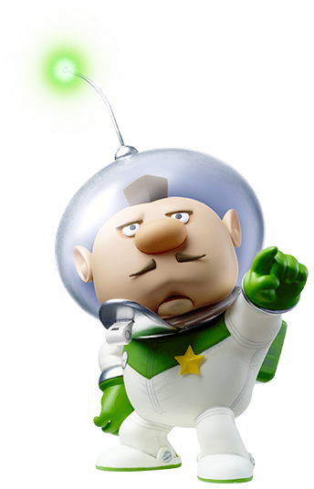 Captain Charlie Pikipedia The Pikmin Wiki
