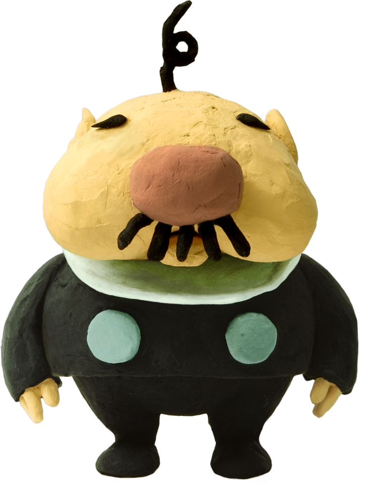 The President Pikipedia The Pikmin Wiki