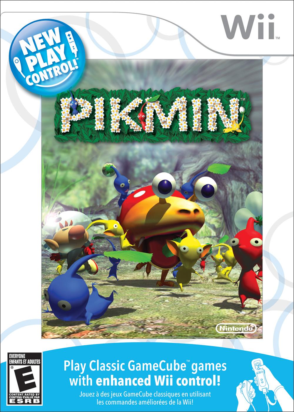 New Play Control Pikmin Pikipedia The Pikmin Wiki