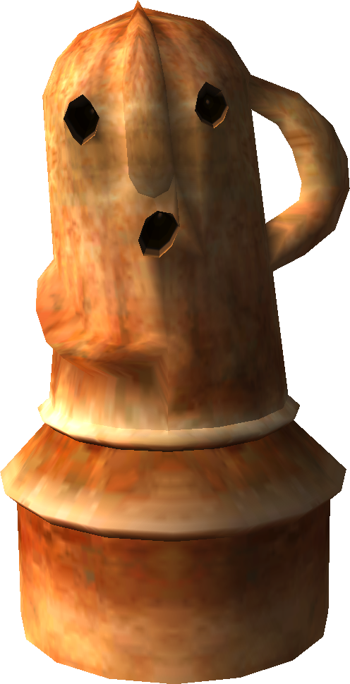 Gyroid Bust Pikipedia The Pikmin Wiki