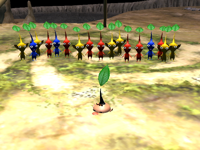 Pikmin Game Pikipedia The Pikmin Wiki