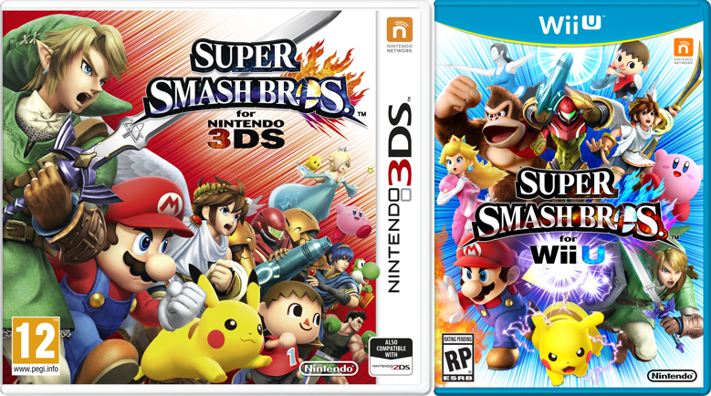 Super Smash Bros For Nintendo 3ds And Wii U Pikipedia The