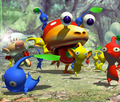 Pikmin fight Red Bulborb P1 art.png