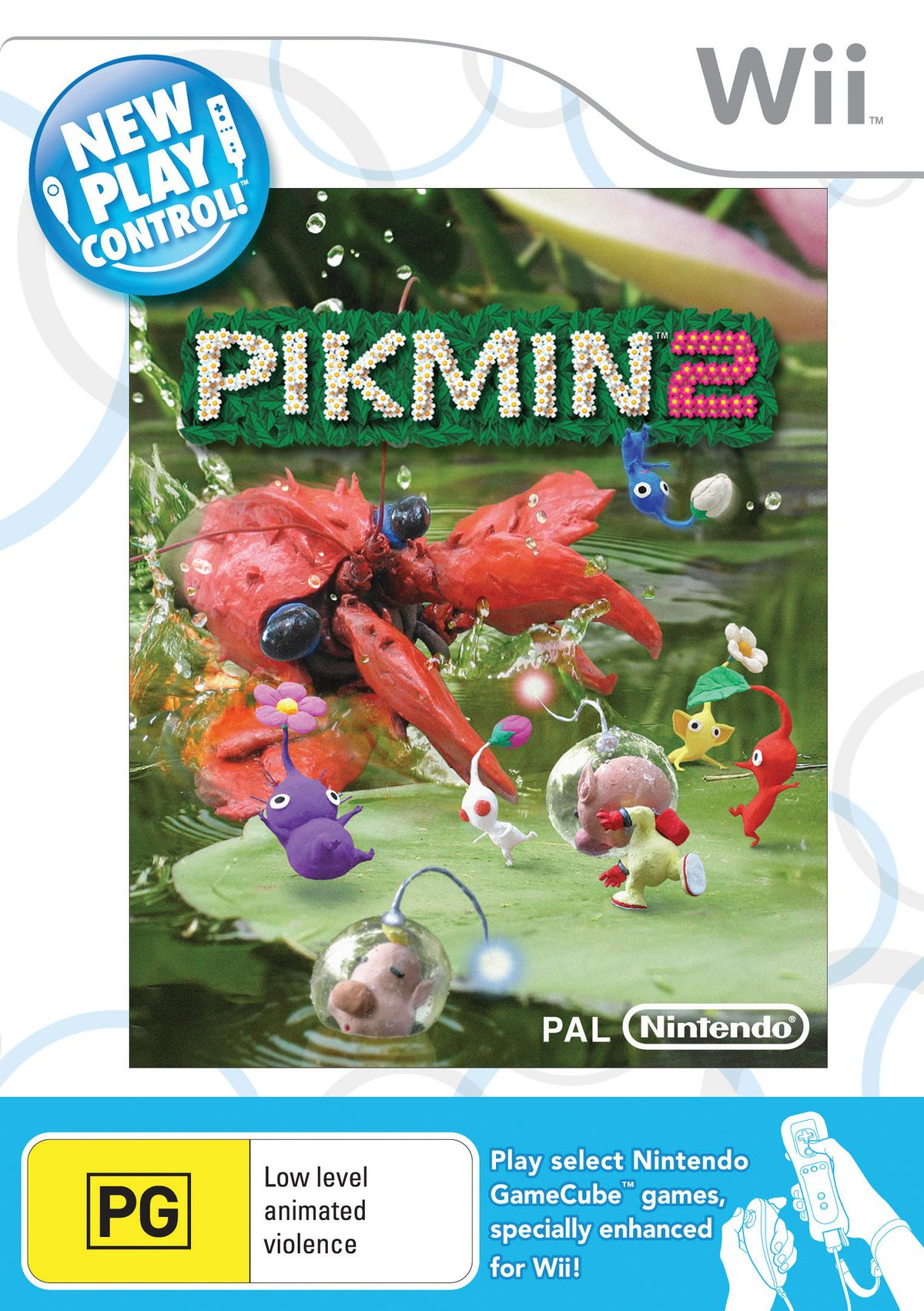 New Play Control Pikmin 2 Pikipedia The Pikmin Wiki