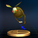 Swooping Snitchbug trophy SSBB.png